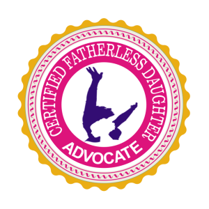 fatherless daughter advocate logo